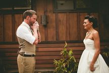 Vintage Country Chic Wedding / My wedding if I EVER get married... / by Gini Ingram