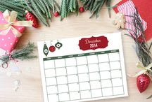 Holiday Planning / Organization, planning, budgeting - everything you need to be in control of the holidays =)