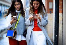 LFW Street Style / http://lifestyleandcompany.blogspot.pt/