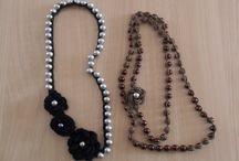 uncinetto / borse, collane e braccialetti