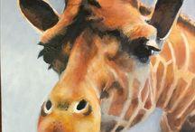 Hilary Weeks Paintings