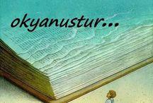 Her Kitap Bir Okyanustur