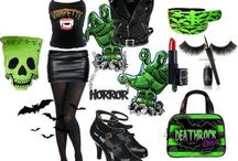 outfit psychobilly