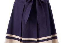 skirts, tops and stuff