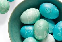 Frugal Decor from Eggs