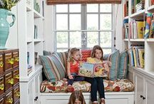 reading nook / by Beth Love