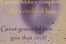 Grandchildren / by Pattie Cloninger
