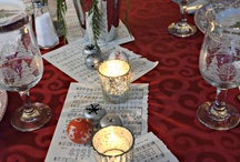 Church Tablescapes
