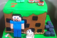Minecraft b-day / by MrsMajorHoff