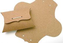 creare scatoline col cartoncino