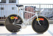 Road and track bikes / Road bikes , track bikes & single speed road.  / by Mic Lockyer