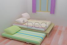 IDEA Interior Design, Residential Project. / This is about interior design project in IDEA.