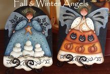 Angels / by Julia Timmons
