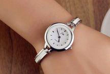 Relógio / Anéis