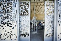 Drammen sykkelhotell / Bicycle hotel