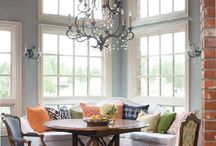 Dining Rooms  / by Megan Deaton Alvey