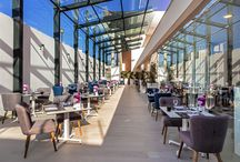 Barceló Corralejo Sands, Beltá & Frajumar Projects / Beltá & Frajumar Projects has taken part in the refurbishment of the lobby and the terrace of Barceló Corralejo Sands Hotel in Fuerteventura.