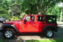 Jeep Jeep / by 💗Rebecca
