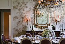 Dining Rooms / Chic and stylish dining rooms to inspire