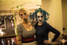 Halloween Party 2015 at Hard Rock Cafe Firenze / Il nostro #Halloween #Party 2015, in collaborazione con #DoraBruschi, #Morellato, #NastroAzzurro e #Emozioni di #PinoDeLuca