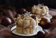Desserts Kerst