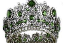 Tiaras,jewels and royalties