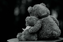 Teddy bears and other Friends