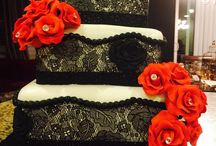 lace cakes