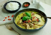 Crazy about Curry / Delicious curry recipes