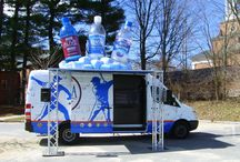 Custom Inflatables / A Variety of Custom Inflatables to Integrate into your Special Events.