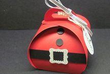 SU Thinlits Curvy Keepsake Box