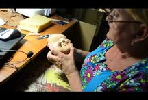 Скульптурная кукла