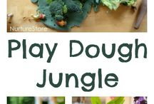EYFS - Jungle theme