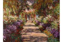 Monet peintures