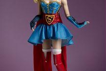Barbie Ken super héros