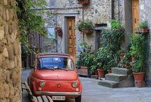 FIAT 500 vintage