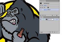 Graphic Design: How-tos Illustrator