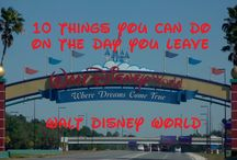 Planning A Disney Vacation / Everything about planning a Disney Vacation.
