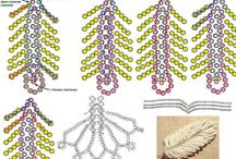 feather beads