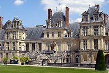 Castello di Fontainebleu