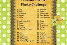 October 2014 photo challenge