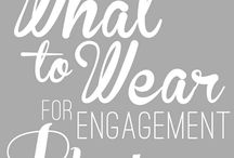 Engagement Photos-What to wear