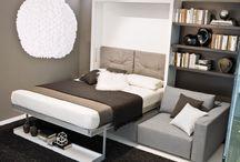 Gäste zu Besuch / Ding Dong - Die Gäste sind da! :D  Mit diesen tollen und praktischen Schlafcouchs können Freunde und Verwandte nach einem schönen Abend auch über Nacht bleiben!