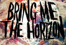 ~ Bring Me The Horizon ~ / by Brooke Jager