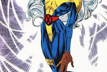 Storm (X-Men Goddess)