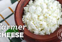 Homemade Cheese & Yoghourt