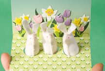 Easter and Spring Crafts / by Heather Hardik