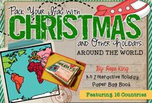 Christmas break with the kiddos / by Meliss Parks
