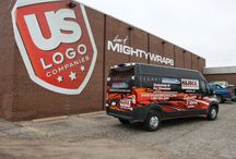 Fleet Wraps / This board is about MightyWraps a US Logo Company's fleet wraps. Check us out at https://uslogo.net/mightywraps-home/vehicle-wraps/