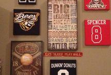Baseball decor ideas